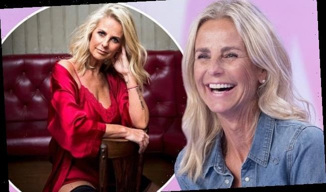 Ulrika Jonsson is still seeing the man who helped end her sex drought