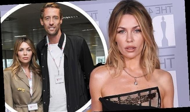 Peter Crouch reveals wife Abbey Clancy has stockpiled tinned food