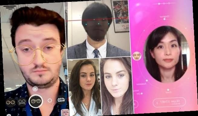 The apps that help home-bound workers smarten their appearance