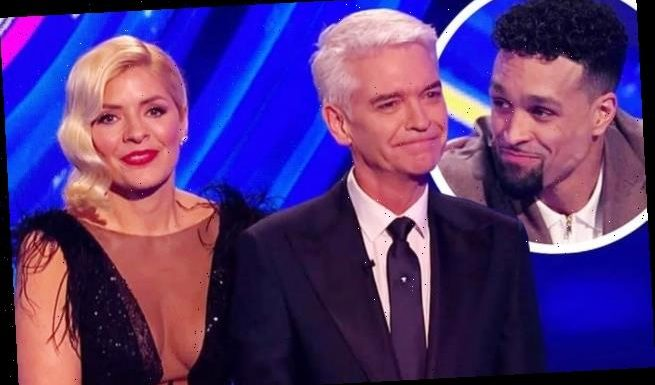 Phillip Schofield was 'shaking with nerves' on DOI after coming out