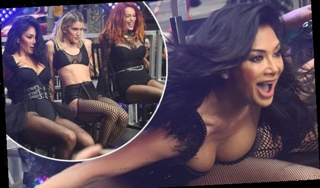 Pussycat Dolls HIT BACK at criticism over group's raunchy performance