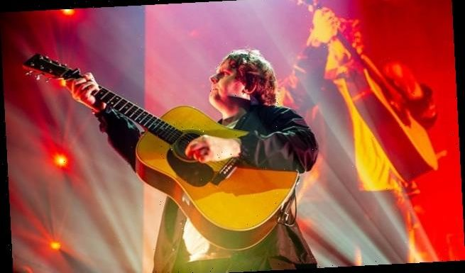 Lewis Capaldi to provide safe spaces for fans at his concerts