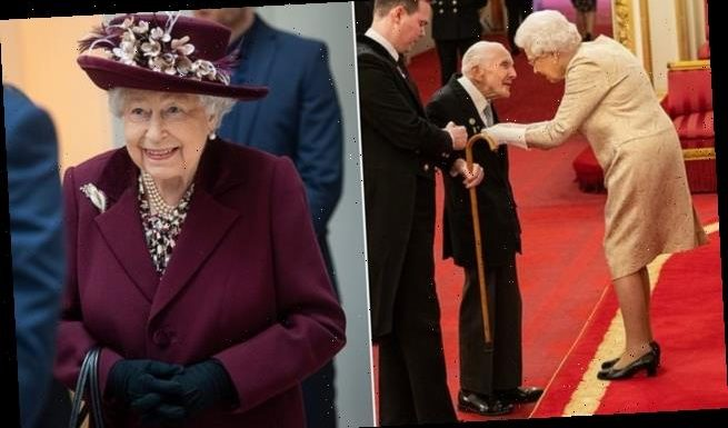 The Queen vows not to let the coronavirus outbreak stop her