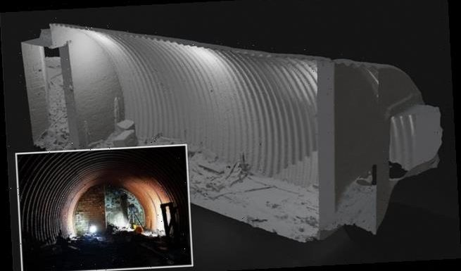WWII bunker used by 'Churchill's secret army' found in Scotland