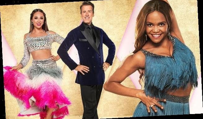 Strictly Come Dancing: Oti Mabuse to RETURN as 2020 pros are confirmed