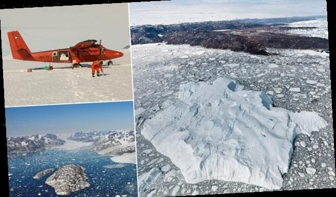 Greenland and Antarctica losing ice SIX TIMES faster than in the 1990s