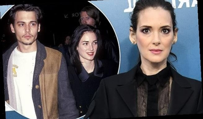 Winona Ryder defends ex-Johnny Depp in Amber Heard defamation suit