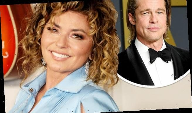 Shania Twain reveals Brad Pitt DOES impress her despite hit song