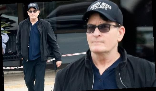 Charlie Sheen seen out for FIRST TIME since denying rape allegation