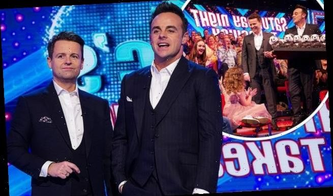Ant & Dec's Saturday Night Takeaway WILL film without studio audience