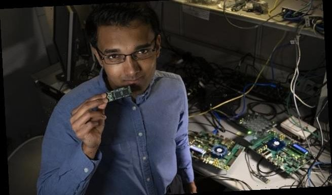 Intel creates a chip that can 'smell' drugs, explosives and chemicals
