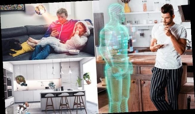 Robots, drones and AI will carry out most household chores by 2040