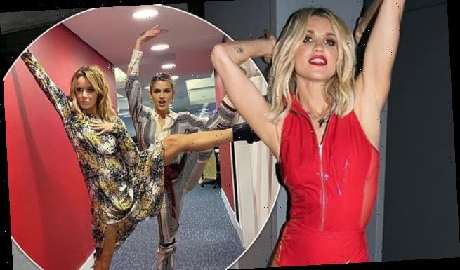 Ashley Roberts believes Amanda Holden could JOIN The Pussycat Dolls