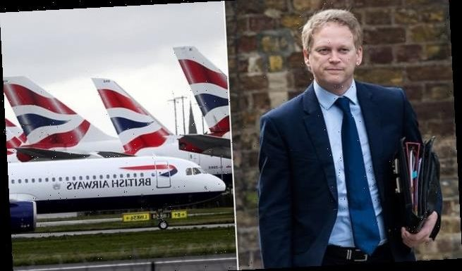 Government 'draws up plans to buy SHARES In British Airways'
