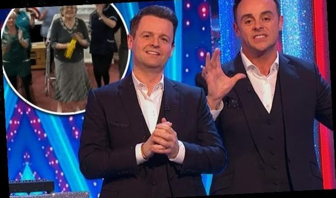 Ant and Dec thanks fans after hosting Saturday Night Takeaway