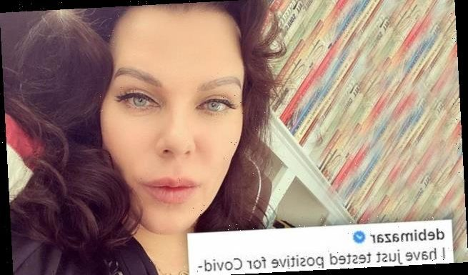 Younger Star Debi Mazar, 55, is diagnosed with coronavirus