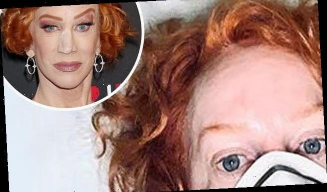 Kathy Griffin, 59, rushed to ER with 'unbearably painful' chest pains
