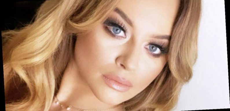 Emily Atack shares intimate bedroom snap amid cryptic love comments