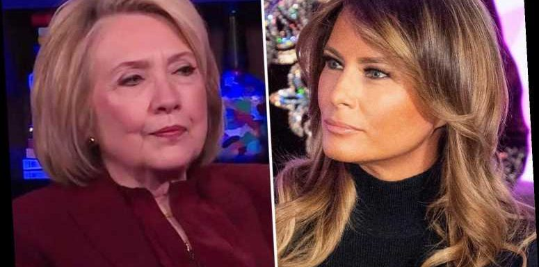 Hillary Clinton attacks Melania Trump over anti-bullying push in another swipe at the President