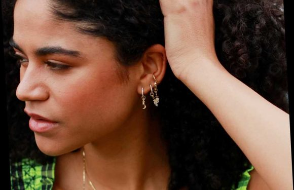Astrid & Miyu launch new stackable earring charm collection and we want it all