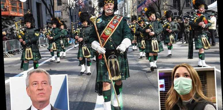 New York City's St. Patrick's Day Parade still on even as Chicago, Boston and Dublin cancel their festivities – The Sun