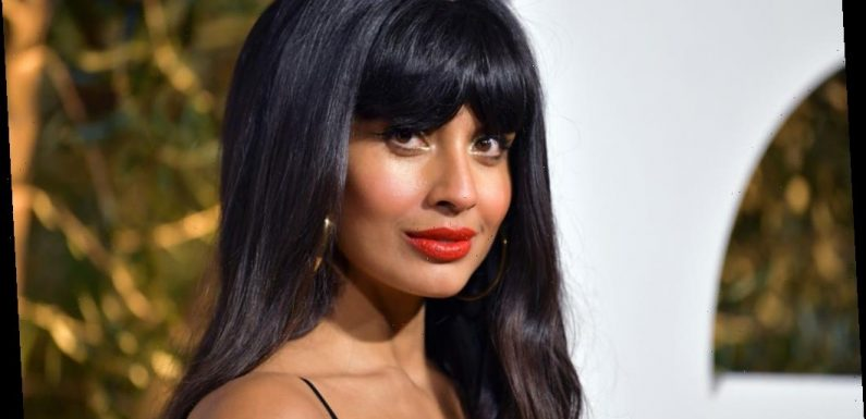 Jameela Jamil Wore a Suit and Tie for Playboy for an Empowering Reason