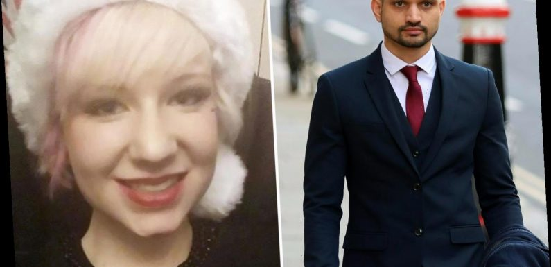 Diet pill pusher who killed bulimic student, 21, with 'Russian Roulette' slimming drug is convicted for a SECOND time