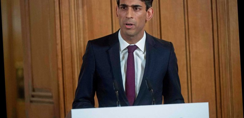 What time is Rishi Sunak's coronavirus help for self-employed workers announcement today? – The Sun