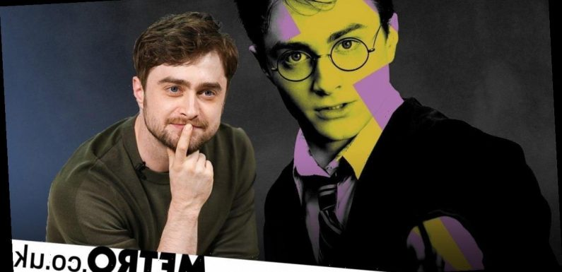 Daniel Radcliffe admits 'panic' caused drinking during Harry Potter