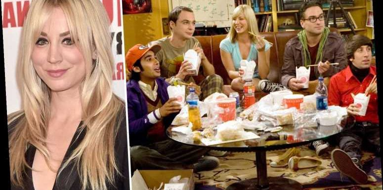The Big Bang Theory's Kaley Cuoco calls for epic cast reunion following in footsteps of Friends