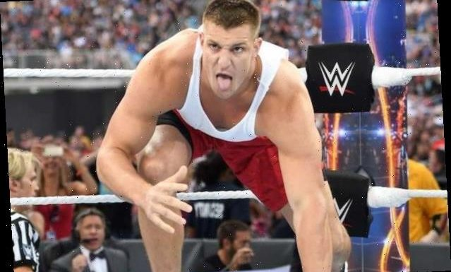 Rob Gronkowski Signs With WWE, Will Debut on Next Week's 'SmackDown' (Exclusive)