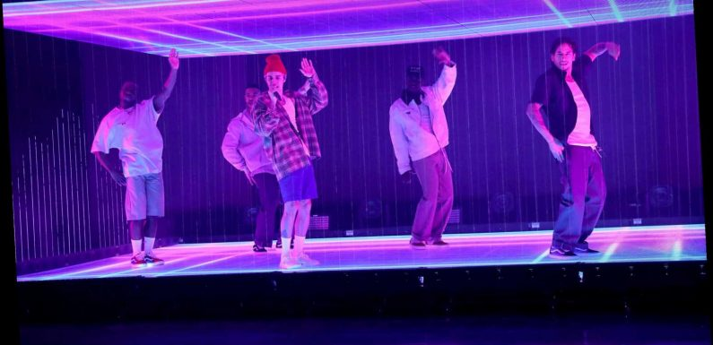 Watch Justin Bieber and Quavo Perform 'Intentions' on 'Ellen'