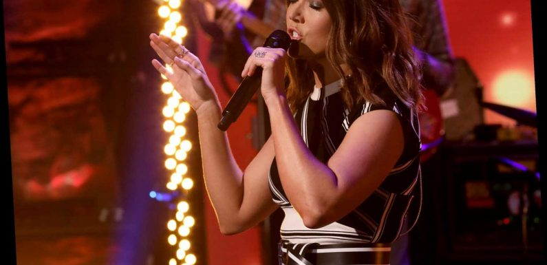 See Mandy Moore Perform 'Save a Little for Yourself' on 'Ellen'