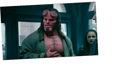 David Harbour Says the Love for Guillermo del Toro's 'Hellboy' Killed His Reboot