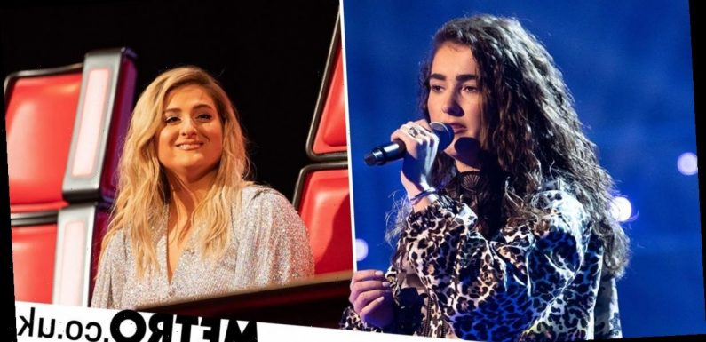 The Voice contestant believes Meghan is doing 'more' than the other judges