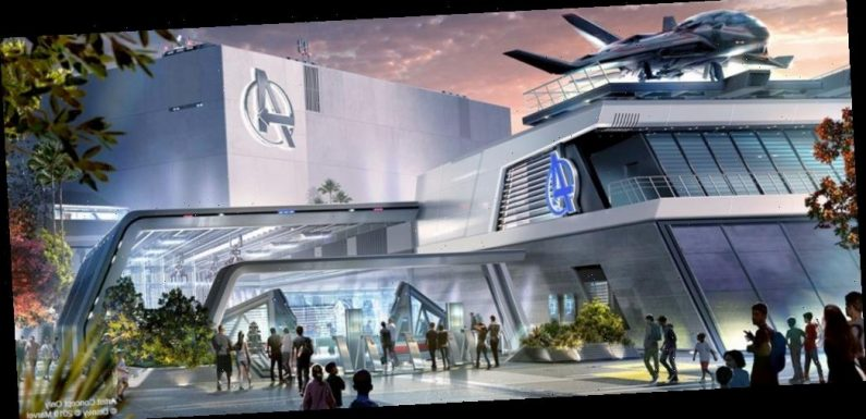 Avengers Campus Opening Revealed to be July 2020 – /Film