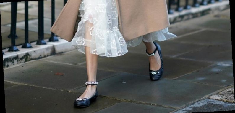 Surprise! Flats Emerged as the Footwear of Choice at Fashion Month