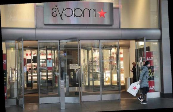 Macy's Furloughing Most of Its 125,000 Employees Due to Coronavirus