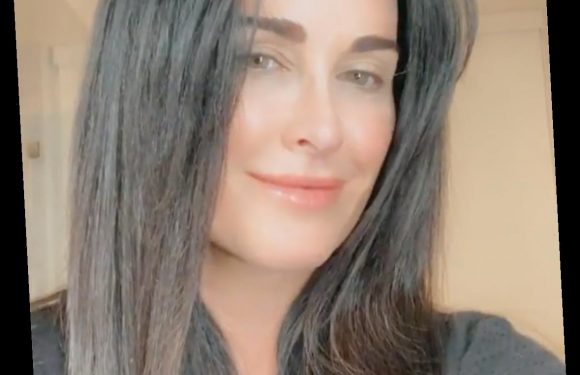 Kyle Richards Dyes Her Roots with an $8 at-Home Hair Color: 'I Started Getting Gray Hairs at 25'