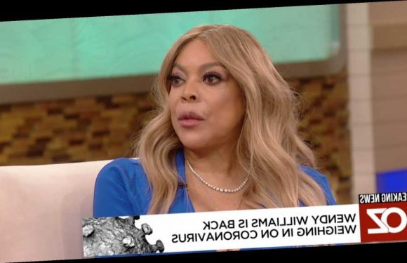 Wendy Williams Jokes About Her 'Saggy Boobs' as Elective Surgeries Get Canceled During Coronavirus