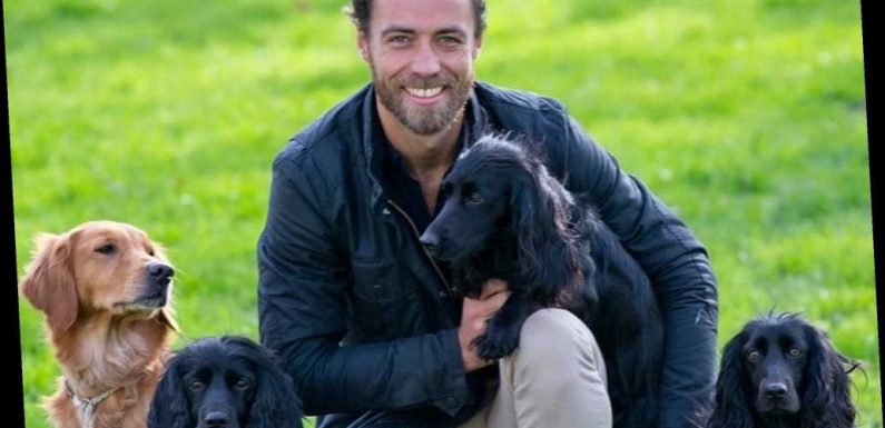 Kate Middleton's brother James says dogs saved his life