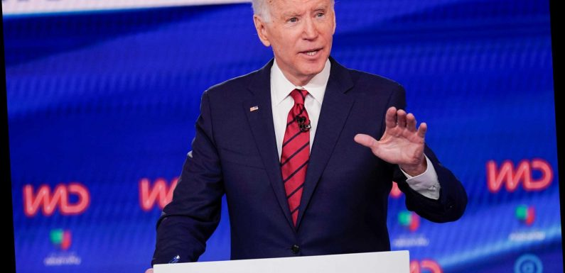 Biden shows once and for all why he deserves the Democratic nomination: Goodwin