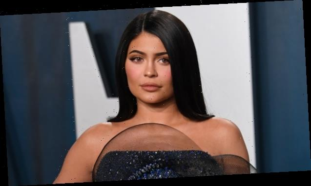 Kylie Jenner Faces Backlash For Using $450 Louis Vuitton Chopsticks While 'People Are Starving'
