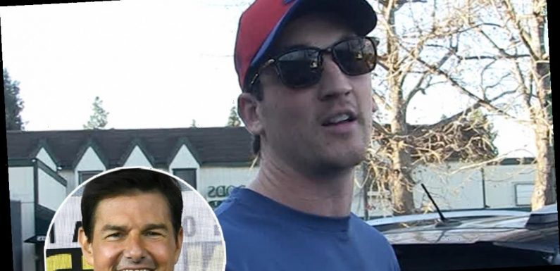 Miles Teller Says Coronavirus is Only Thing That Can Stop Tom Cruise (Exclusive)