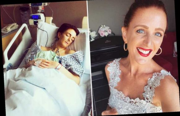 Docs diagnosed me with 'worst case' of endometriosis ever seen after 18 years of period pains that felt like labour – The Sun