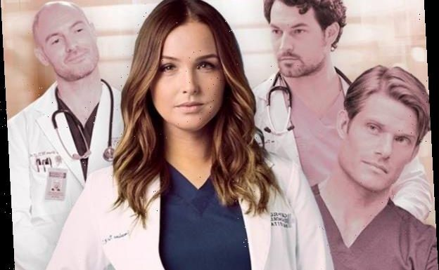Who Will Grey's Hook Jo Up With Now That Alex Is Gone?