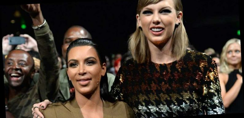 """Taylor Swift Fans Are Absolutely Dragging Kim Kardashian Over the New """"Famous"""" Call Video"""