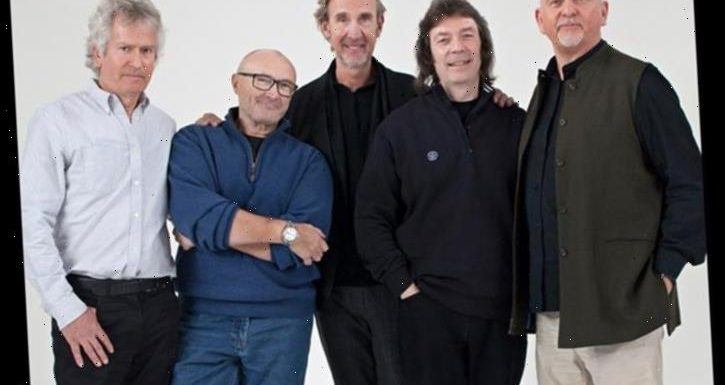 Genesis To Reunite For First Tour In 13 Years