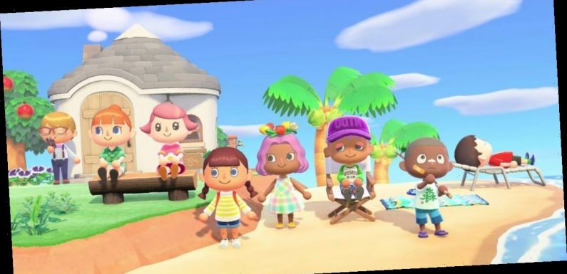 'Animal Crossing: New Horizons' players are causing hilarious mischief on their friends' islands, from net attacks to blasting music