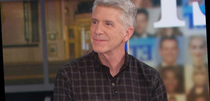 Tom Bergeron Dishes on His Wild 'Masked Singer' Taco Costume